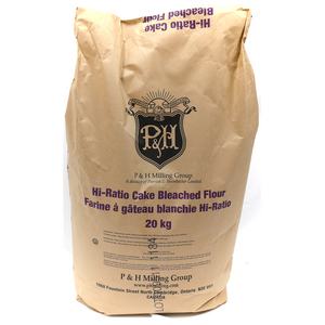 (BULK) (PH) HI-RATIO CAKE BLEACHED FLOUR 細蛋糕粉 20kgx1