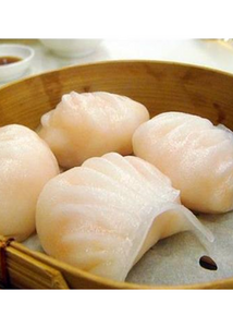 (ELEGANCE) BIG SHRIMP DUMPLINGS, 10PC