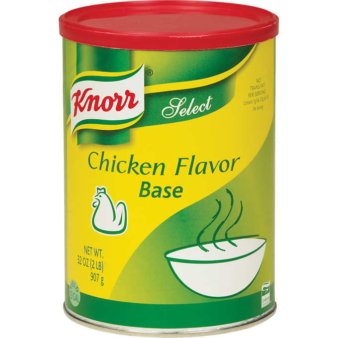 (BULK) (KNORR) CHICKEN SOUP BASE 家樂雞粉, 1kgx12