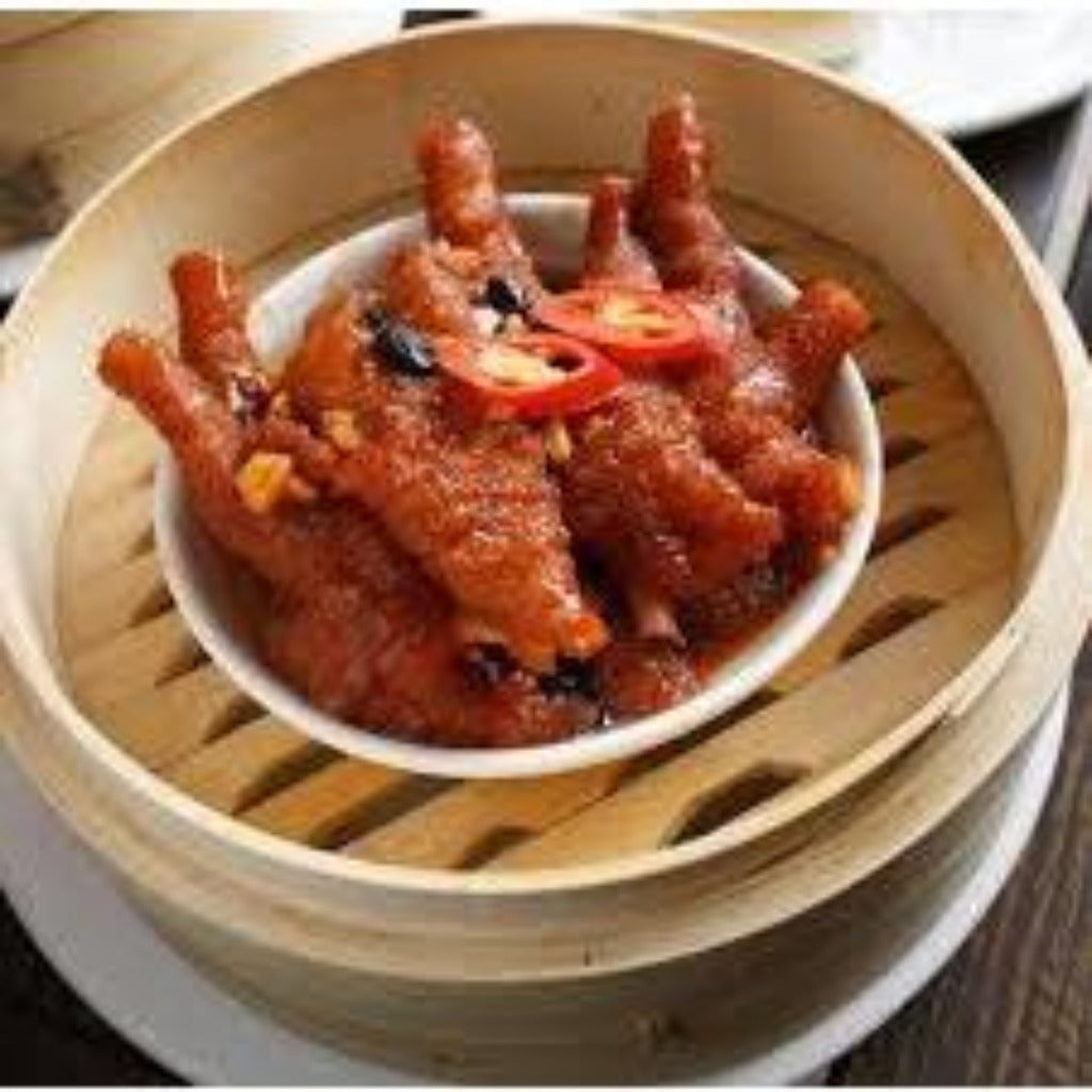 (ELEGANCE) CHICKEN FEET WITH SAUCE, 1LB