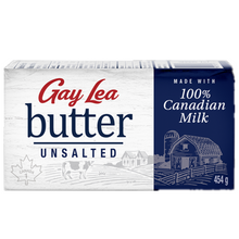 Load image into Gallery viewer, (BULK) (GAY-LEA) BUTTER UNSALTED 牛油無鹽, 1lbx40
