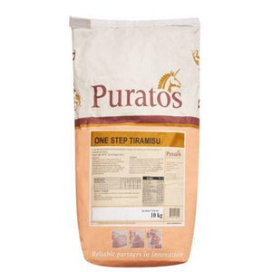 (BULK) (PURATOS) ONE STEP TIRAMISU, 10kgx1