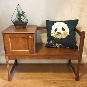 Panda Cushion Cover