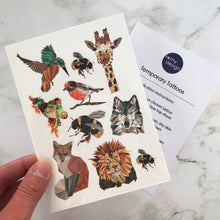 Load image into Gallery viewer, Temporary Tattoos
