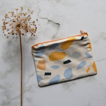 Load image into Gallery viewer, Retro Terrazzo Zip Purse