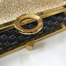 Load image into Gallery viewer, Gold Faux Leather Purse