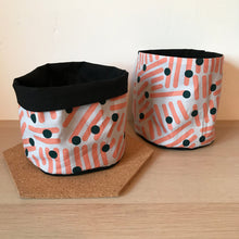 Load image into Gallery viewer, Retro Orange Pot Pouch