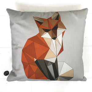 Fox Cushion Cover