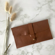 Load image into Gallery viewer, Tan Leather Sleeve
