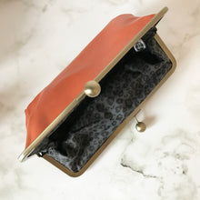 Load image into Gallery viewer, Lobster Leather Clutch Bag