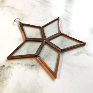 Mini Glass Star