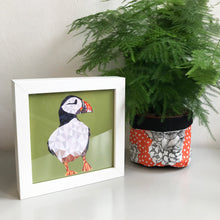 Load image into Gallery viewer, Mini Framed Puffin