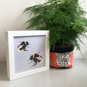 Mini Framed Bees