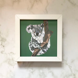 Mini Framed Koala