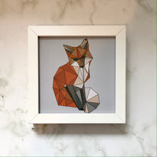 Load image into Gallery viewer, Mini Framed Fox