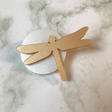 Load image into Gallery viewer, Acrylic Dragonfly Brooch