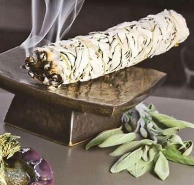 White Sage Smudge Stick (15cm)