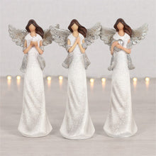 Load image into Gallery viewer, 'Peace Pray Love' Glitter Angels
