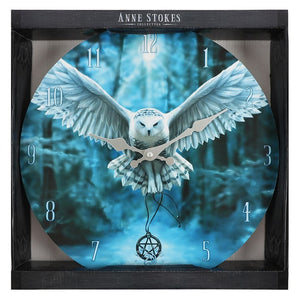 Awake Your Magic Wall Clock