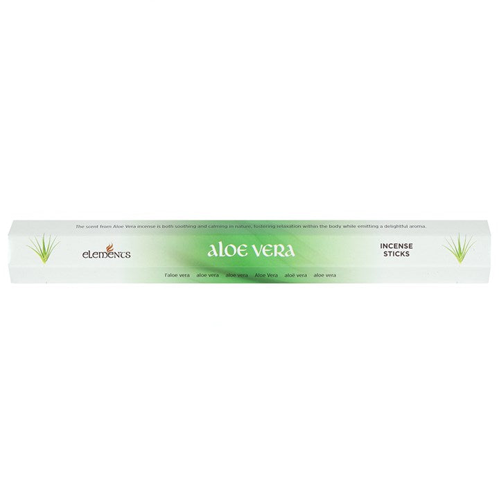 Elements Incense Sticks - Aloe Vera
