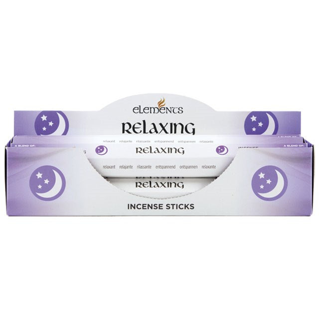 Elements Incense Sticks - Relaxing