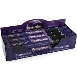 Protection Spell Incense Sticks