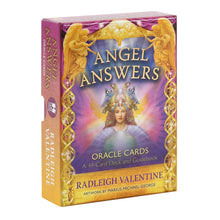 Load image into Gallery viewer, Angel Answers Oracle Cards