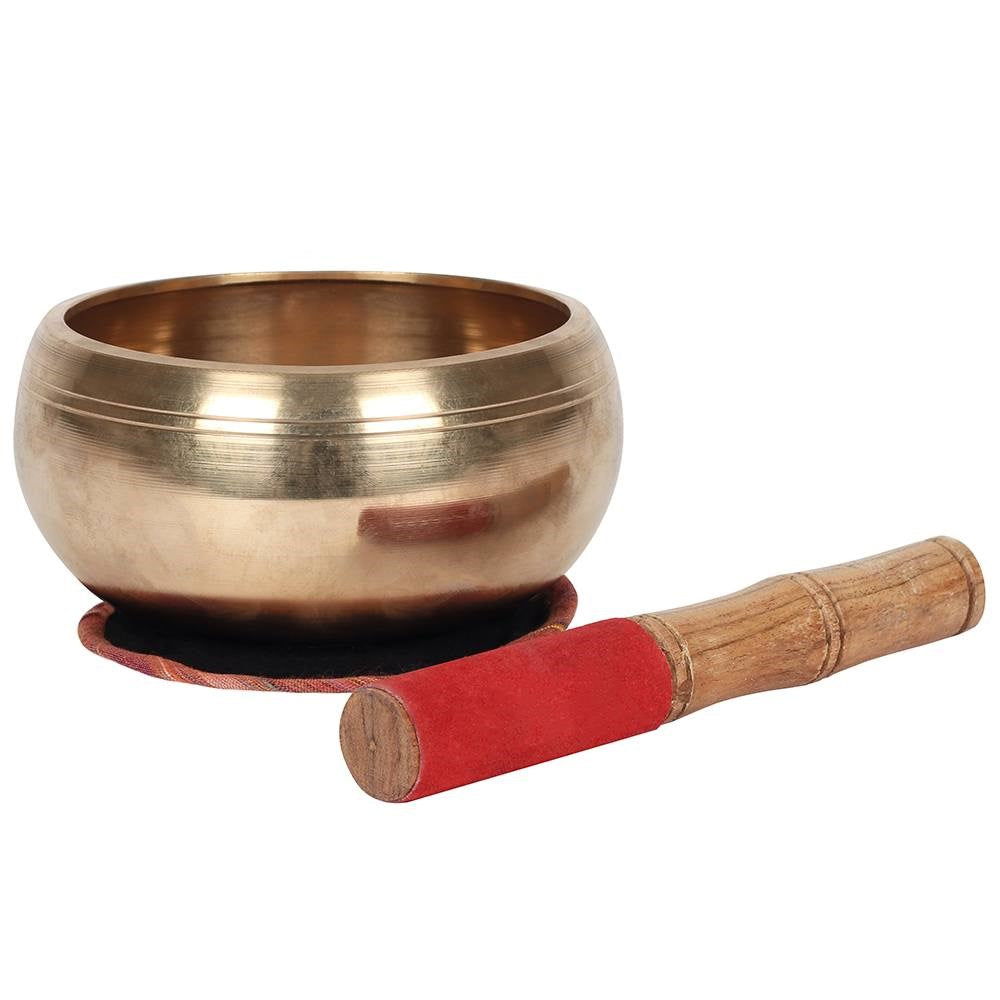Solid Brass Singing Bowl
