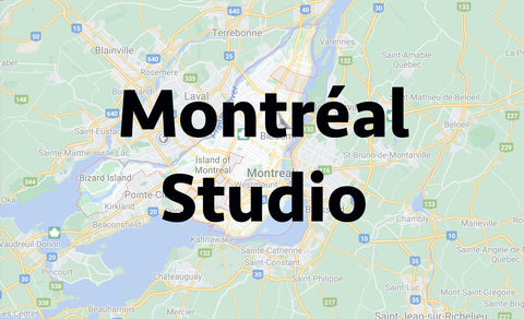 Available Artwork from the Montreal Studio