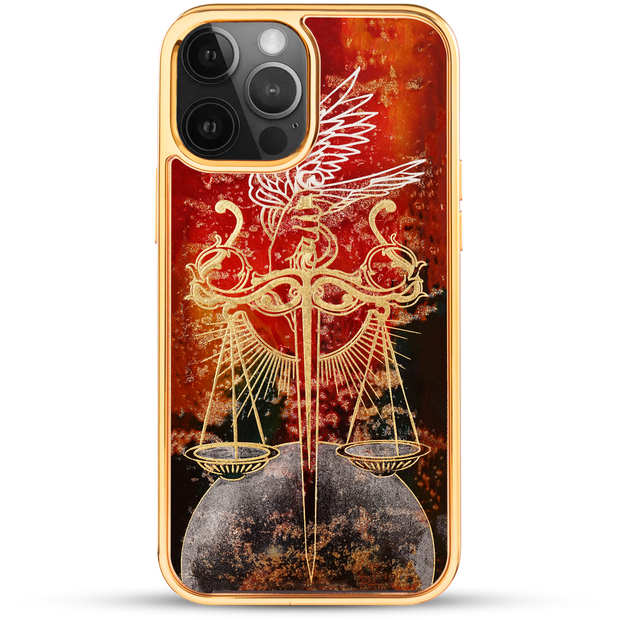 <transcy>iPhone Case - Libra</transcy>