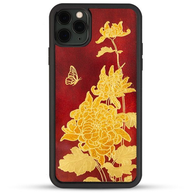 Golden Chrysanthemum - iPhone 11 Series & Earlier