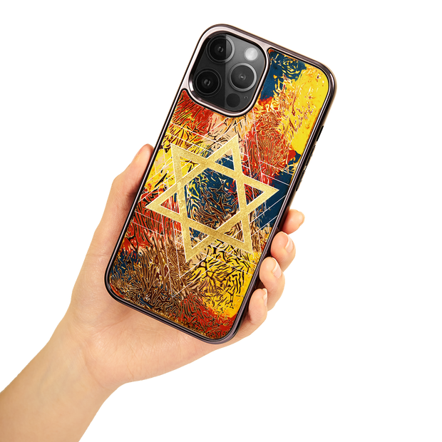 iPhone Case - The Star Of David
