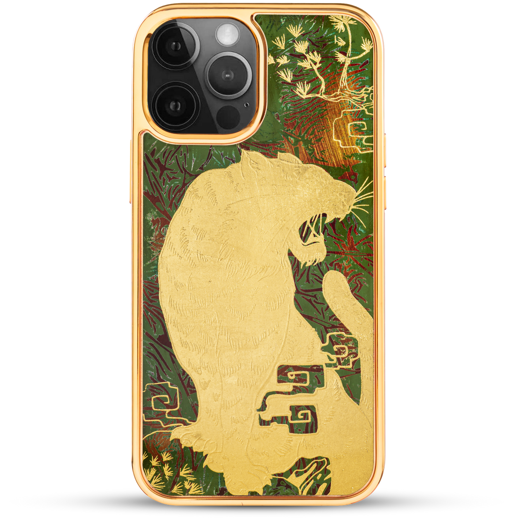 iPhone Case - Crouching Tiger