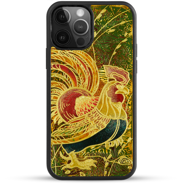 iPhone Case - Fortune Rooster