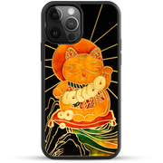 iPhone Case - Maneki Neko