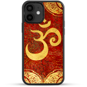 iPhone Case - Oriental Gold OM Mantra
