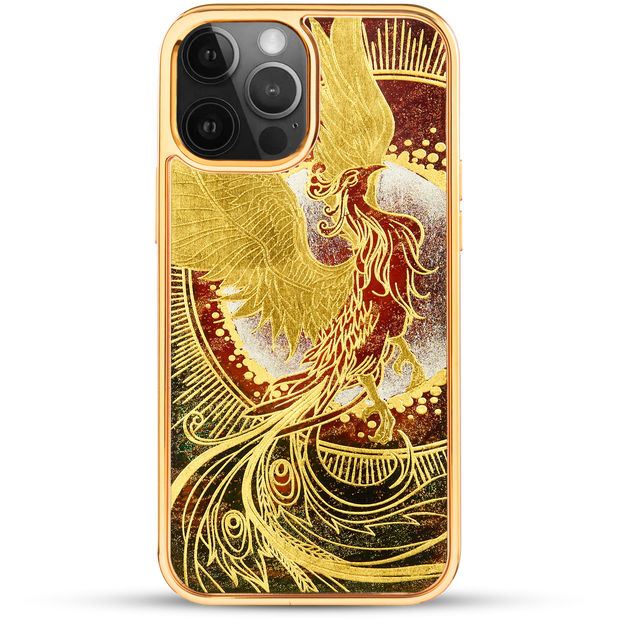 iPhone Case - Fire Phoenix