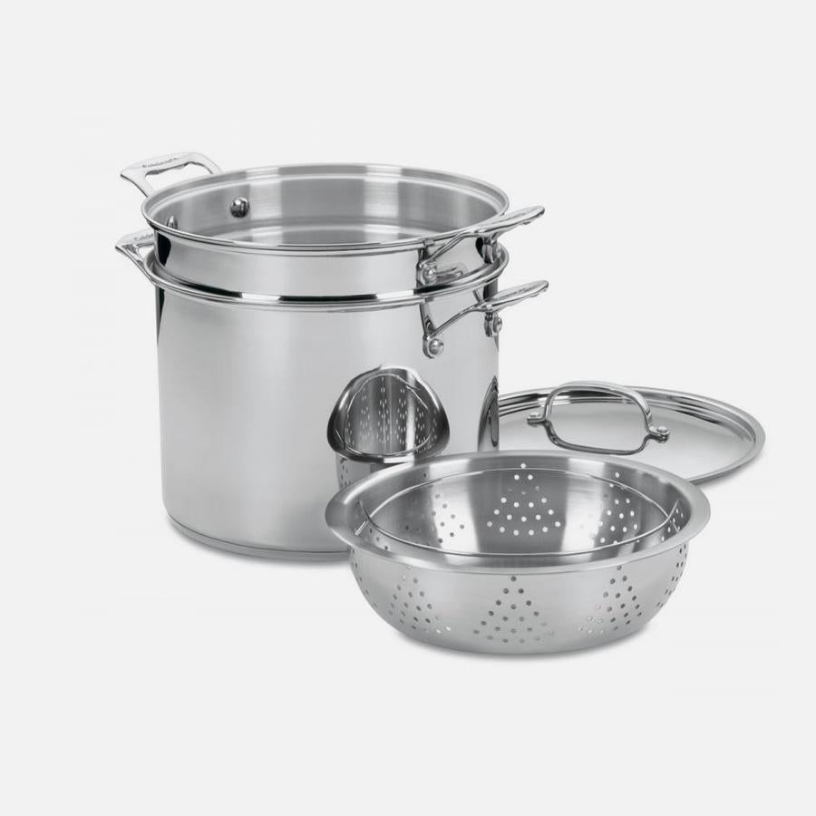 CHEF'S CLASSIC12QT STEAMER SET