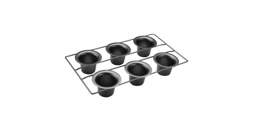 6 CUP POPOVER PAN