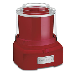 ICE CREAM MAKER RED