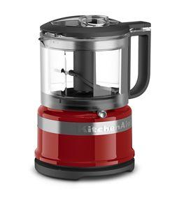 3.5 CUP FOOD CHOPPER RED