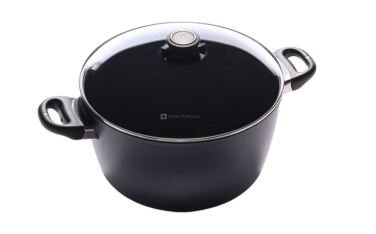 STOCKPOT COVERED 8.5QT