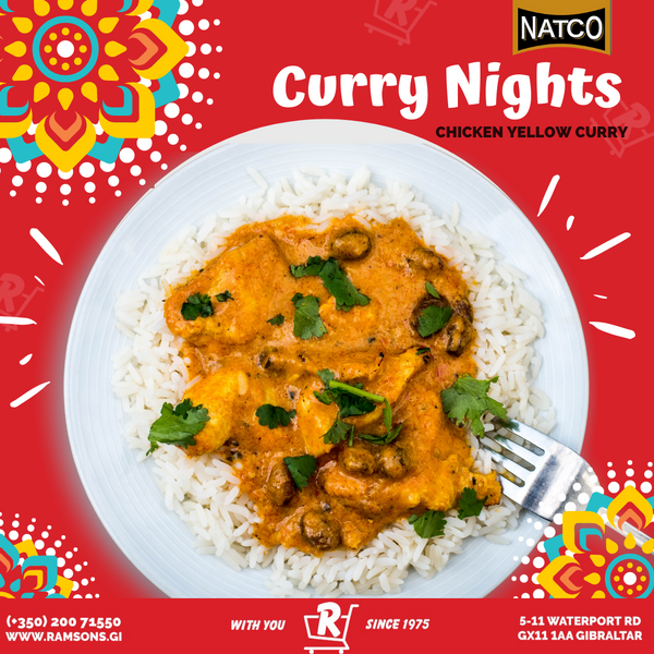 Natco's Chicken Yellow Curry