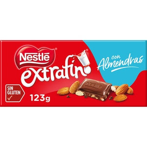 Nestle - Extrafino - Chocolate with Almonds - 300g