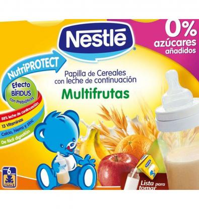 Nestle - Multifrutas - 2x250ml