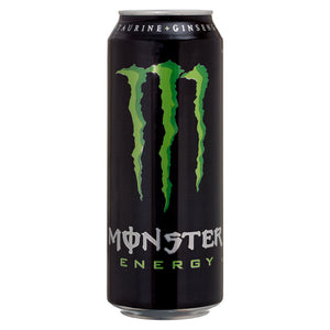 Monster Energy - Can - Green - 500ml