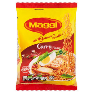 Maggi - Curry Instant Noodles - 79g