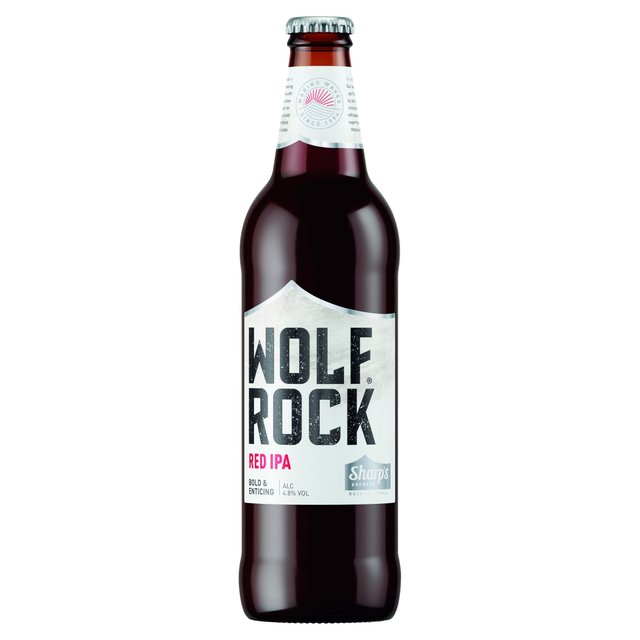Sharps - Wolf Rock - Bottle - 500ml