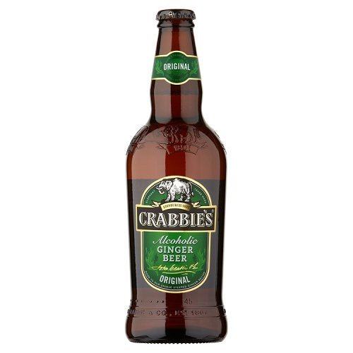 Crabbies - Ginger Beer - Bottle - 50cl