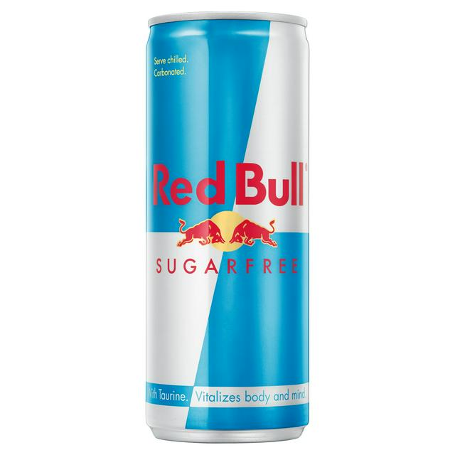 Redbull [Sugar Free] - Can - 250ml